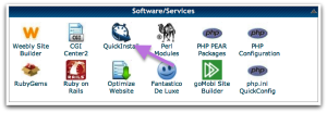 WP Quick Install cPanel